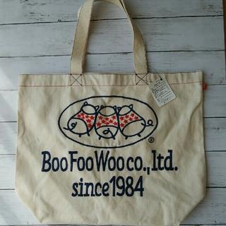 ブーフーウー(BOOFOOWOO)のブーフーウー★未使用★トートバッグ(トートバッグ)