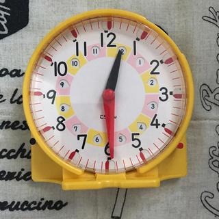 コウブンシャ(光文社)の算数セット 時計(知育玩具)