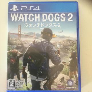 プレイステーション4(PlayStation4)のウォッチドッグス2 さきイカ様専用(家庭用ゲームソフト)