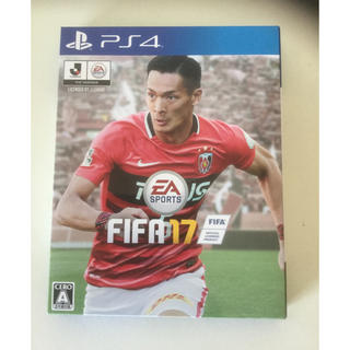 プレイステーション4(PlayStation4)のFIFA17(家庭用ゲームソフト)