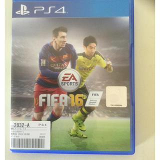 プレイステーション4(PlayStation4)のFIFA16(家庭用ゲームソフト)