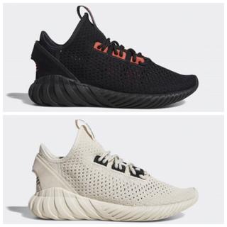 アディダス(adidas)の‼️ [直営店限定] 新作 チュブラードゥームTUBULAR DOOM SOCK(スニーカー)
