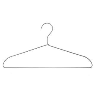 ムジルシリョウヒン(MUJI (無印良品))の無印良品アルミハンガー(押し入れ収納/ハンガー)
