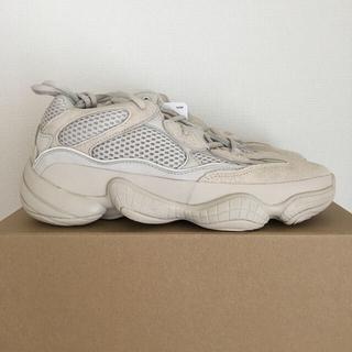 アディダス(adidas)の25.5cm adidas originals yeezy 500 アディダス(スニーカー)