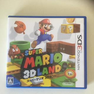 ニンテンドー3DS(ニンテンドー3DS)のスーパーマリオ 3D ランド(携帯用ゲームソフト)