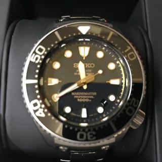 セイコー(SEIKO)のセイコー プロスペックスマリーンマスター50周年記念限定SBEX001(腕時計(アナログ))