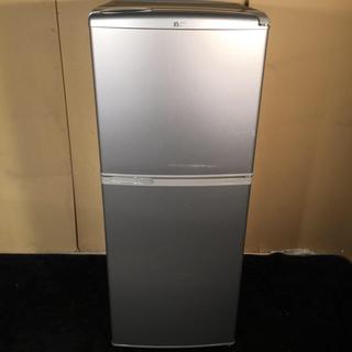 サンヨー(SANYO)の冷蔵庫・洗濯機セット SR-141M ,AW-60GK(冷蔵庫)