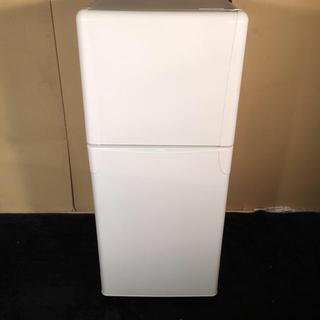 トウシバ(東芝)のTOSHIBA 冷蔵庫 120L ホワイトカラー YR-12T(冷蔵庫)