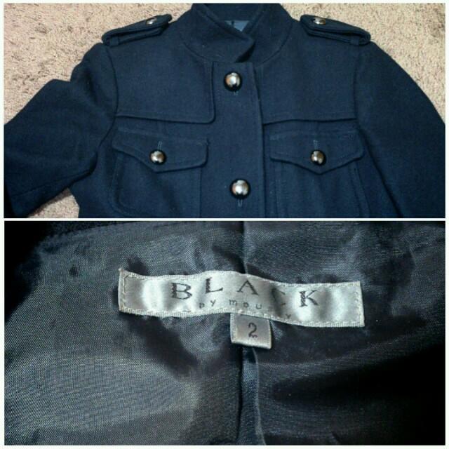 BLACK by moussy(ブラックバイマウジー)のa0122s様10日までお取り置き♡ レディースのジャケット/アウター(ピーコート)の商品写真