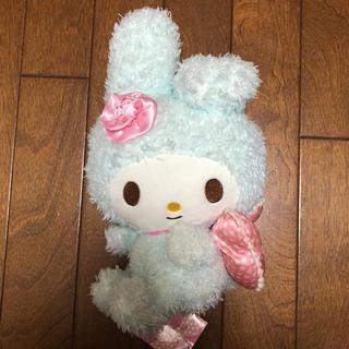 マイメロディ(マイメロディ)のマイメロディ リボン ミント M(ぬいぐるみ/人形)