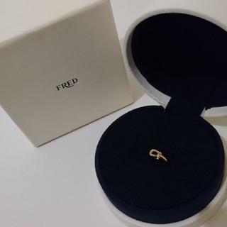 フレッド(FRED)のFRED フォース10 イエローゴールド ダイヤモンド(リング(指輪))