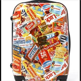ヒステリックミニ(HYSTERIC MINI)のヒスミニキャリーケース キャリーバッグ(スーツケース/キャリーバッグ)