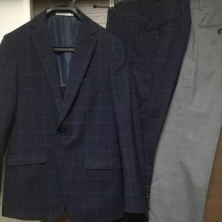 エムエフエディトリアル(m.f.editorial)のりょう様専用 春夏スーツ 2パンツ 定価45.000円(セットアップ)