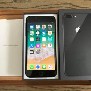 アイフォーン(iPhone)のiPhone8 plus 64GB sim free ①(スマートフォン本体)
