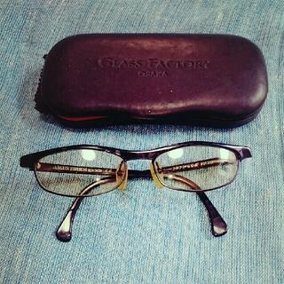 アランミクリ(alanmikli)の☆木村拓哉使用☆alain mikli  眼鏡(サングラス/メガネ)