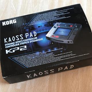 コルグ(KORG)のKORG kaoss pad2 カオスパッド2(エフェクター)