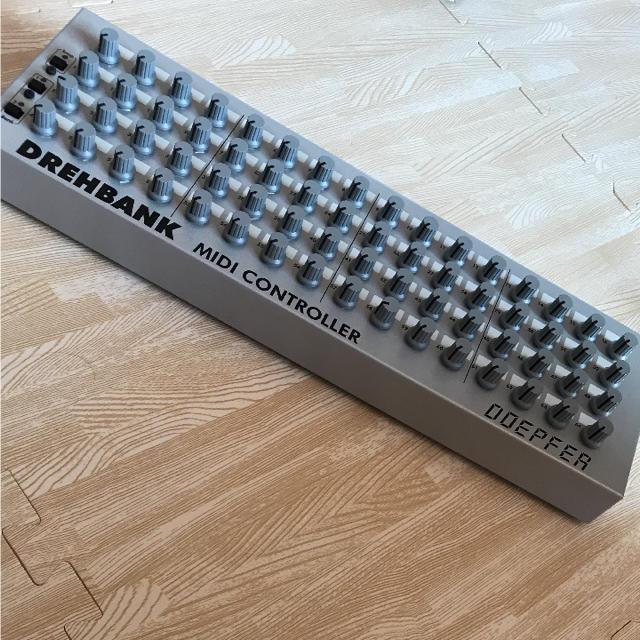 doepfer drehbank MIDI 楽器のDTM/DAW(MIDIコントローラー)の商品写真