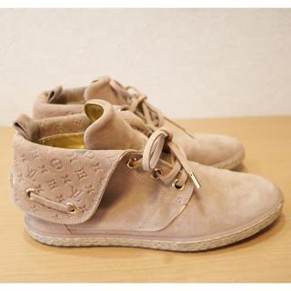 ルイヴィトン(LOUIS VUITTON)のくぅ様用【LOUIS VUITTON】婦人靴★正規品(スニーカー)