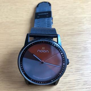 ヌーン(noon)の [trotd様専用]   noon(ヌーン)  リラックス 腕時計 二本セット(腕時計(アナログ))
