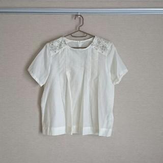 ノンブルアンベール(nombre impair)の新品☆ノンブルアンベール半袖シャツ(Tシャツ(半袖/袖なし))