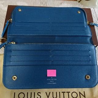 ルイヴィトン(LOUIS VUITTON)の LOUIS VUITTON ポルトフォイユ アンソリット(財布)