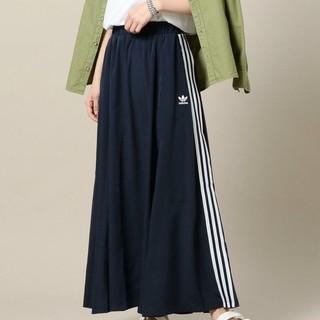 アディダス(adidas)のadidas originals スカート M BEAUTY&YOUTH別注(ロングスカート)