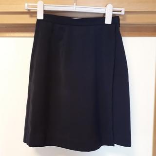 ジョア(Joie (ファッション))の事務服  ラップスカート  9号(ひざ丈スカート)