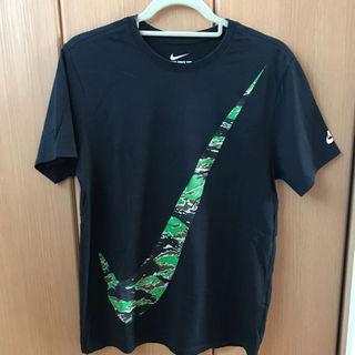 ナイキ(NIKE)のアトモス限定 タイガーカモTシャツ(Tシャツ/カットソー(半袖/袖なし))