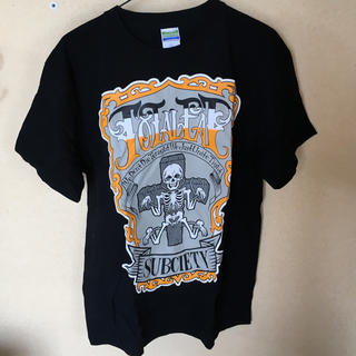 TOTALFAT SubcietyコラボTシャツ