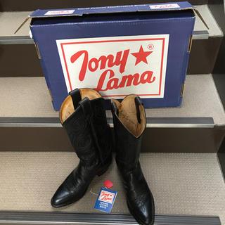 トニーラマ(Tony Lama)のトニーラマtony lamaウエスタンブーツ(ブーツ)