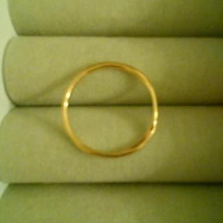 アーバンリサーチ(URBAN RESEARCH)の美品❤10k華奢リング(リング(指輪))