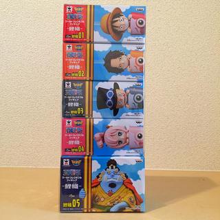 【期間限定値下げ】ワンピース ワールドコレクタブルフィギュア 鯉幟(アニメ/ゲーム)
