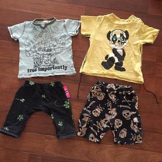 ケイキィー(Keikiii)のTシャツ&パンツ80㎝サイズ(Tシャツ)