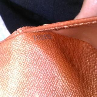 ルイヴィトン(LOUIS VUITTON)のヴィトン三つ折り長財布 画像用2(財布)
