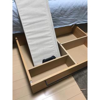 MUJI (無印良品) - ベッド下の収納箱