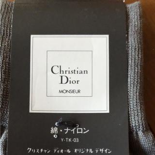 クリスチャンディオール(Christian Dior)の靴下(その他)