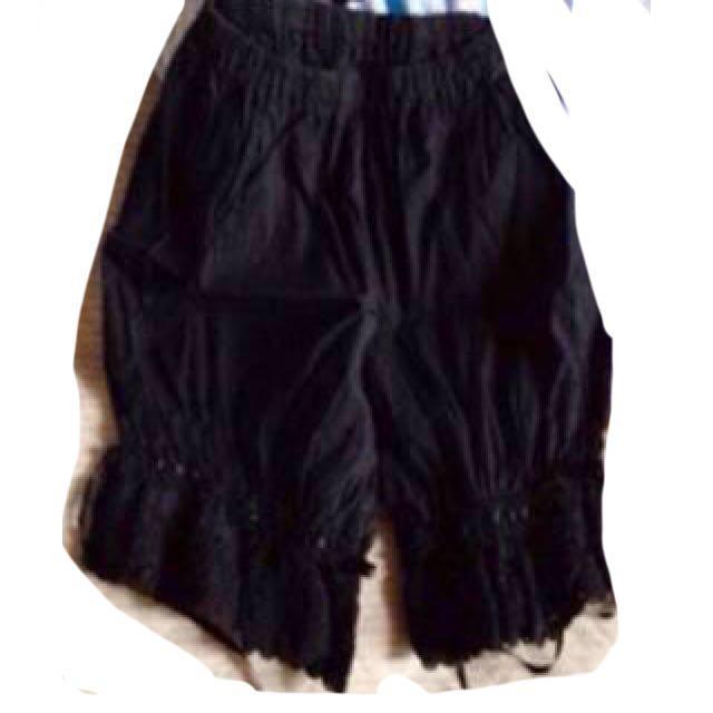BODYLINE(ボディライン)の黒ロリセット レディースのレディース その他(セット/コーデ)の商品写真
