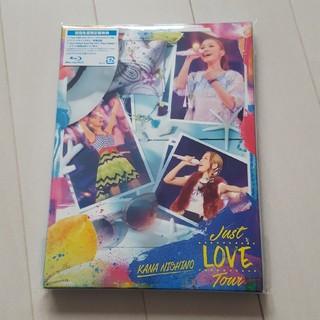 西野カナJust LOVE Tour初回盤Blu-ray超美品(ミュージック)