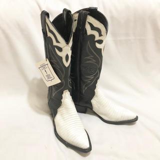 トニーラマ(Tony Lama)の新品トニーラマTonyLamaウエスタンブーツ5M(ブーツ)