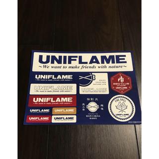 ユニフレーム(UNIFLAME)のユニフレームのカタログ・ステッカー(テント/タープ)