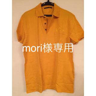 ルイヴィトン(LOUIS VUITTON)のLOUIS VUITTON  ポロシャツ 未使用 メンズ(ポロシャツ)