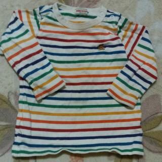 ミキハウス(mikihouse)のミキハウス長袖Tシャツ90cm(Tシャツ(長袖/七分))