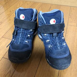 キャラバン(Caravan)のキッズ 登山靴  22センチ(登山用品)