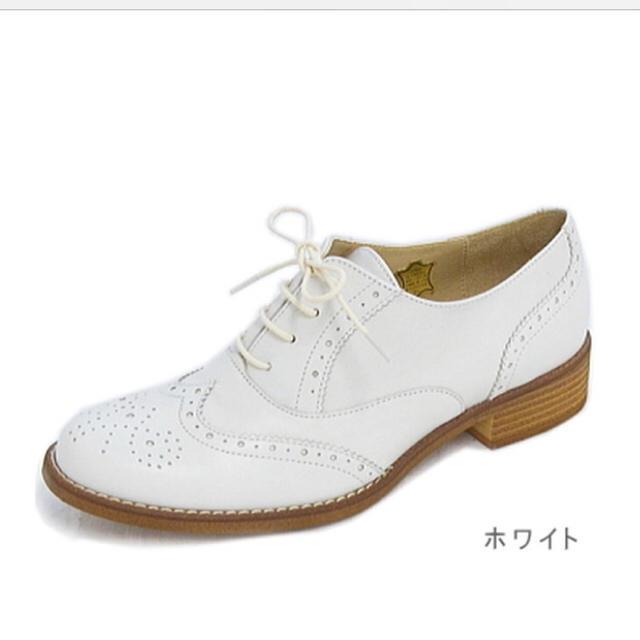 BARCLAY(バークレー)のMaiさん専用 BARCLAY レースアップシューズ 23.5cm 超美品 レディースの靴/シューズ(ローファー/革靴)の商品写真
