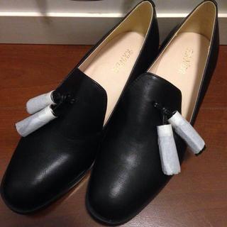 ランダ(RANDA)のRANDA タッセルシューズ(ローファー/革靴)