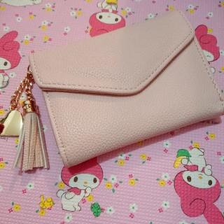 シマムラ(しまむら)の新品 レター型 折り財布♥️(財布)