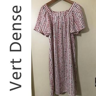 ★ Vert Dense ★ ヴェール ダンス チュニック ワンピ ★