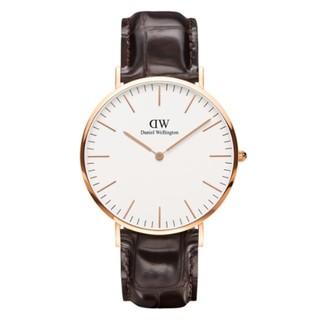 ダニエルウェリントン(Daniel Wellington)の新品 保証付♪ ダニエルウェリントンClassic York 40mm(腕時計(アナログ))