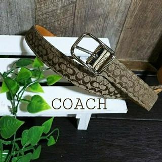 コーチ(COACH)のCOACH ベルト SMALL(ベルト)