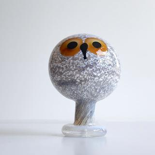 イッタラ(iittala)のTengman's Owl  Oiva toikka イッタラ バード オイバ (置物)
